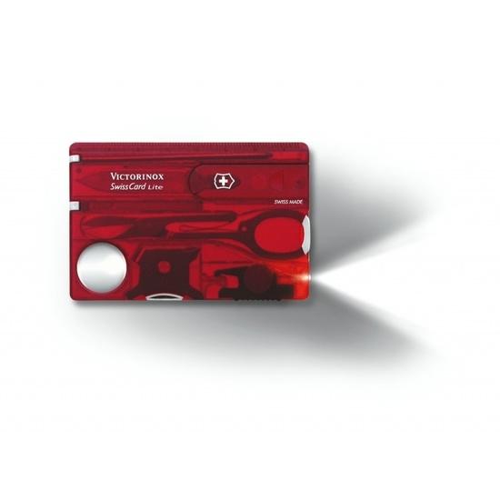 Nůž Victorinox SwissCard Lite 0.7300.T