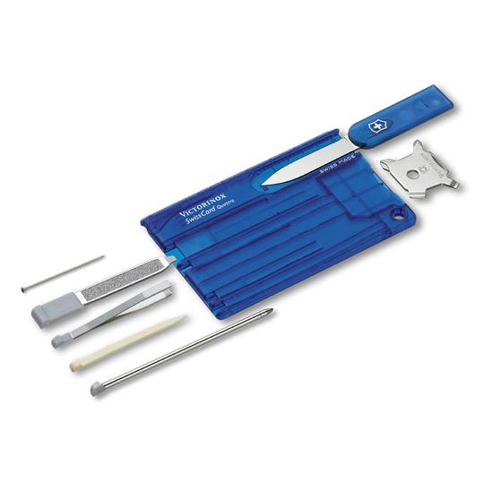 Nůž Victorinox SwissCard Quattro 0.7222.T2