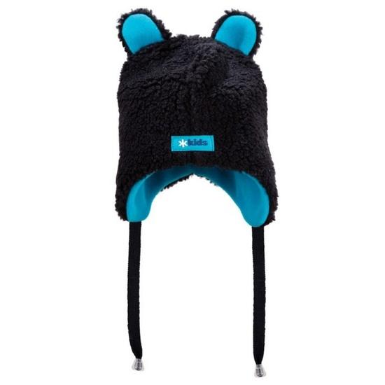 Dětská fleecová čepice Kama B68 110 černá