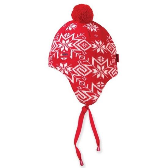 Dětská pletená čepice Kama BW18