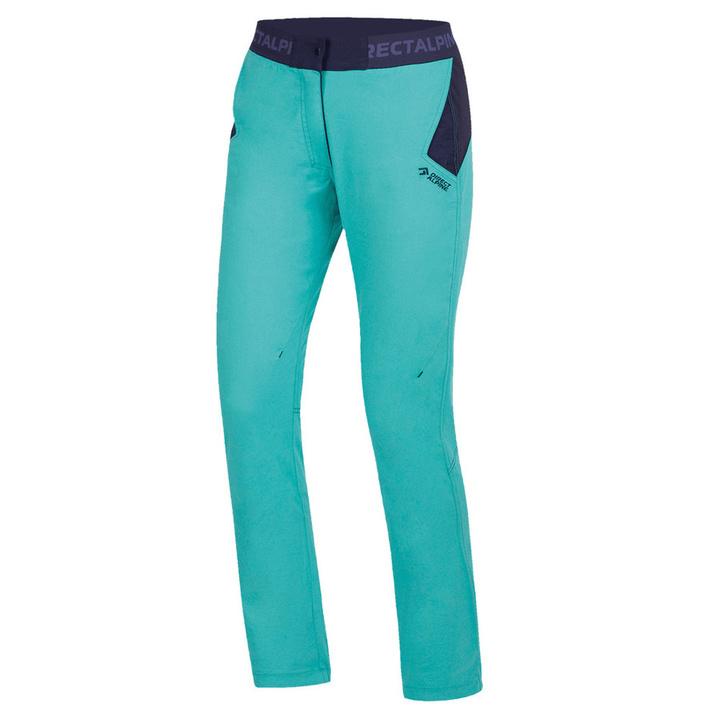 Kalhoty Direct Alpine Zambana Lady menthol/indigo