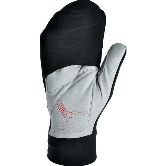 Unisex rukavice Silvini Isonzo UA905 black-red