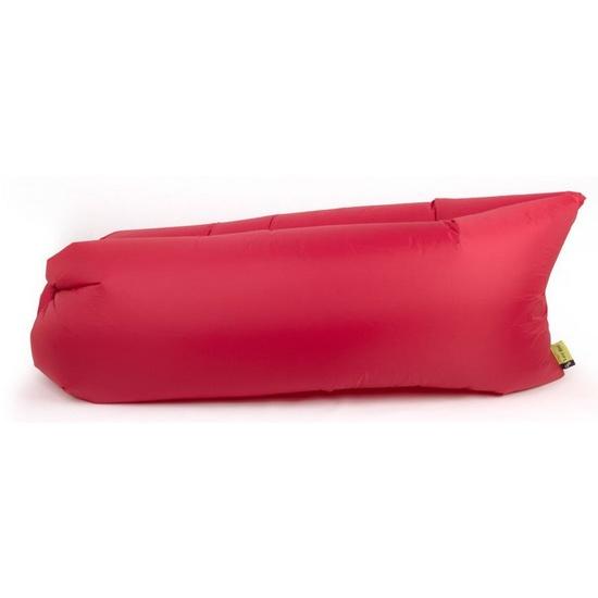 Nafukovací vak G21 Lazy Bag Red