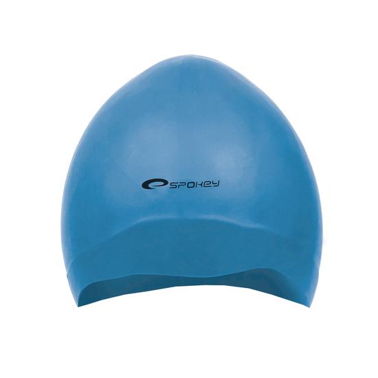 Plavecká čepice Spokey SEAGULL modrá