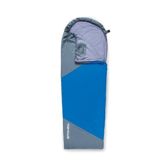 Spací pytel Spokey ULTRALIGHT 600  II modro/šedý