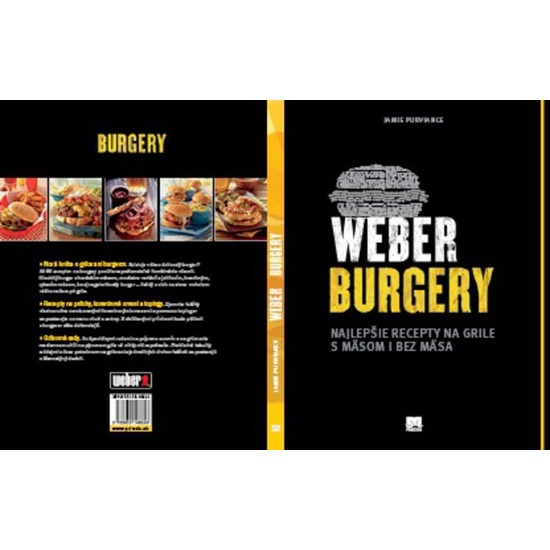 Weber grilování Burgery SK