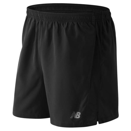 Pánské běžecké šortky New Balance MS61073BK
