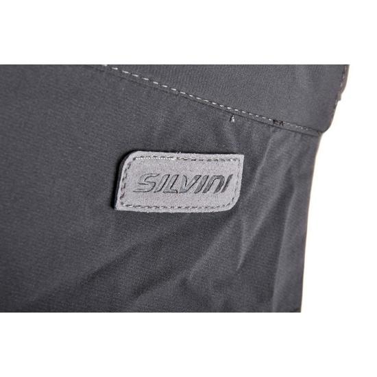 Pánské MTB kalhoty Silvini TALFER MP1015 charcoal-forest