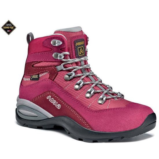 Dětské boty Asolo Enforce GV JR redbud/oxblood/A172
