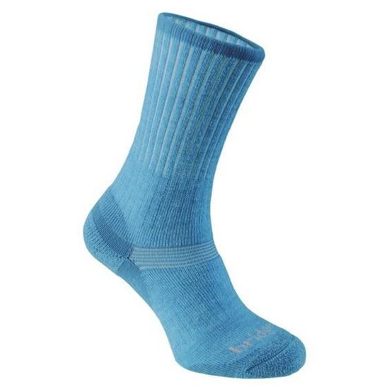 Ponožky Bridgedale Merino Hiker Women's sky/402