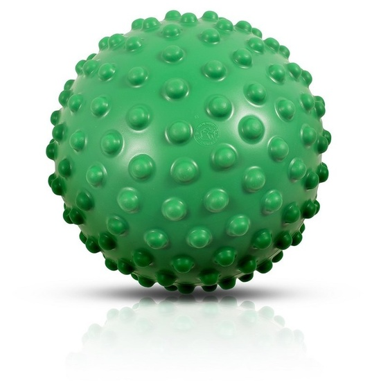 Míč Yate Akuball 20cm zelený