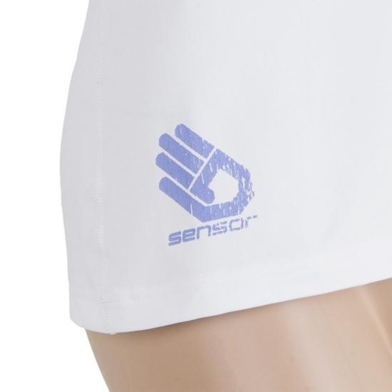 Dámské tílko Sensor COOLMAX FRESH PT HAND bílé 17100032