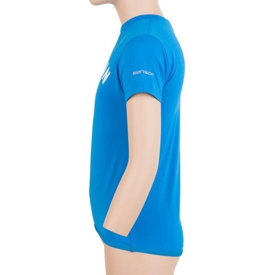 Dětské triko Sensor COOLMAX FRESH PT ANCHOR modré 17100042