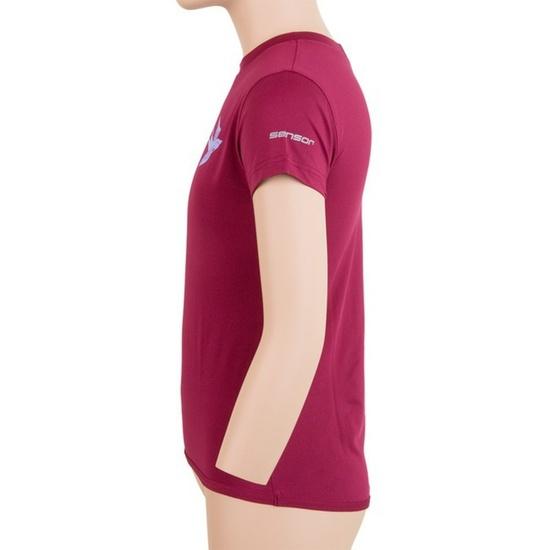 Dětské triko Sensor COOLMAX FRESH PT SWALOW lilla 17100044