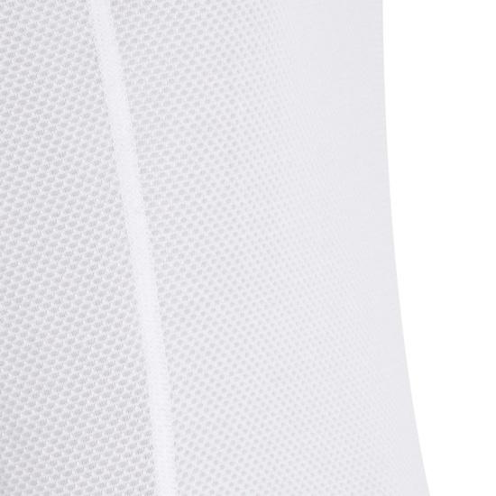 Dámské scampolo Sensor Coolmax Fresh Air V-neck bílé 17100019