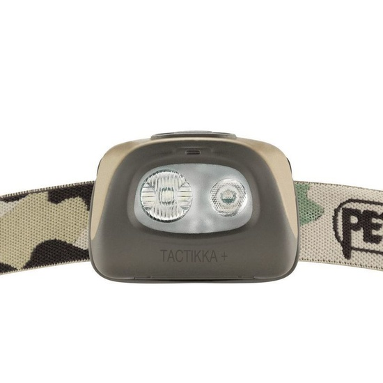Čelovka Petzl Tactikka Plus RGB Kamufláž E89ABB