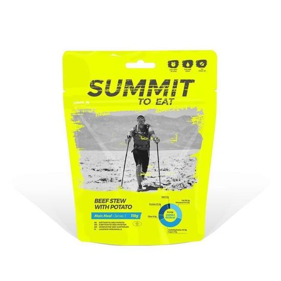 Summit To Eat dušené hovězí ve vlastní šťávě s bramborem 803100