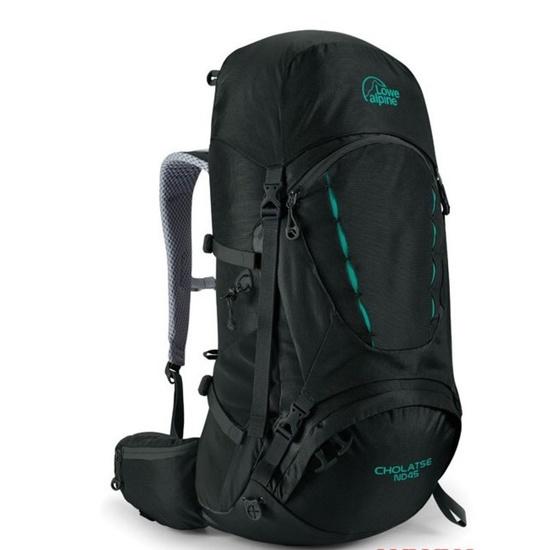 Batoh Lowe alpine Cholatse ND 45 black/BL