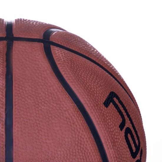 Basketbalový míč Spokey BRAZIRO II hnědý velikost 6