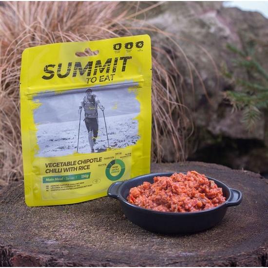 Summit To Eat vegetariánské Jalapeno s rýží 805100