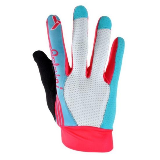 Dětské rukavice Silvini CERVO CA1027 sky-blush