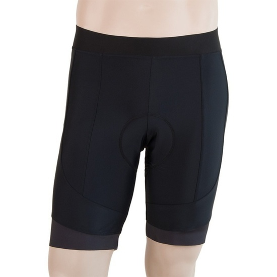 Pánské cyklo kalhoty Sensor CYKLO RACE černé 17100075