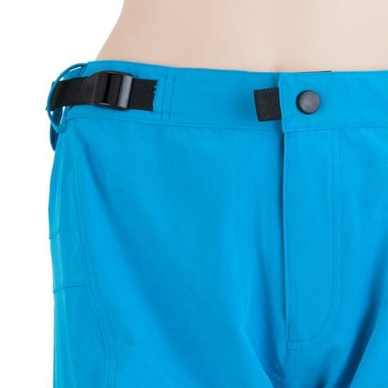 Dámské cyklo kalhoty Sensor Helium modrá/bílá 17100100