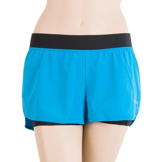 Dámské běžecké šortky Sensor TRAIL modrá/černá 17100109
