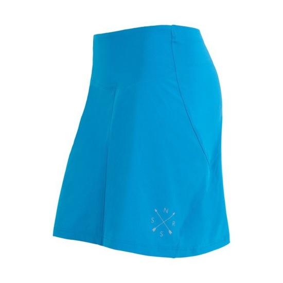Dámská sportovní sukně Sensor Infinity modrá 17100113