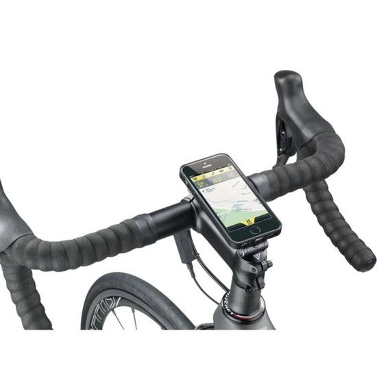 Obal Topeak RideCase pro iPhone 5, 5s, SE černý TT9833B