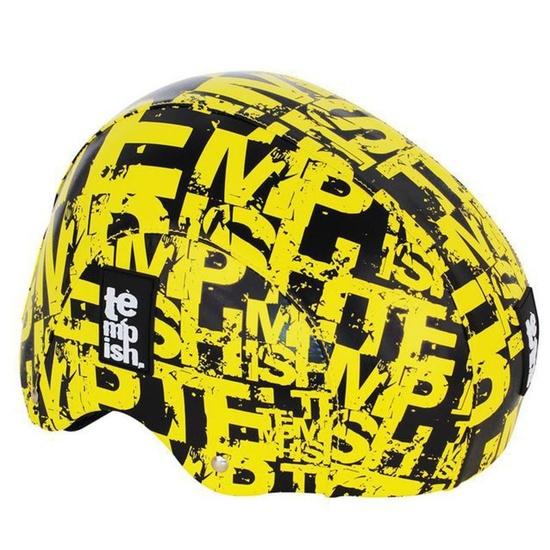Přilba Tempish Crack C yellow