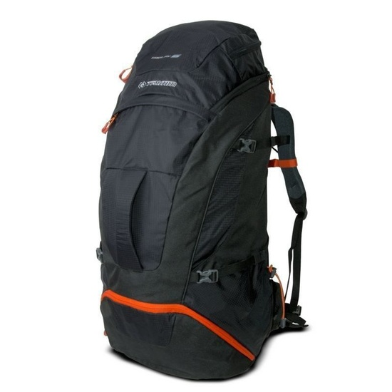 Batoh Trimm Triglav 65L Black/Orange
