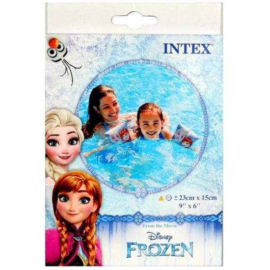 Rukávky Intex Ledové království