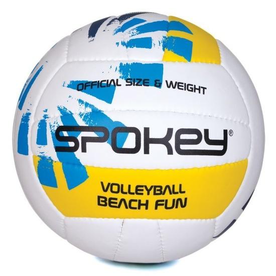 Volejbalový míč Spokey BEACH FUN modro-bílý č.5