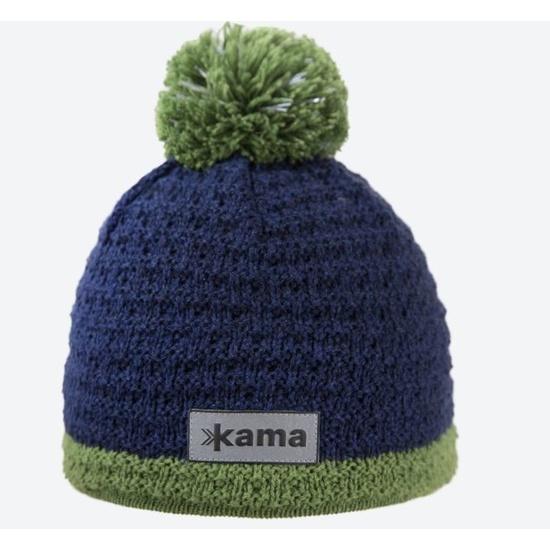 Dětská pletená čepice Kama B71 108
