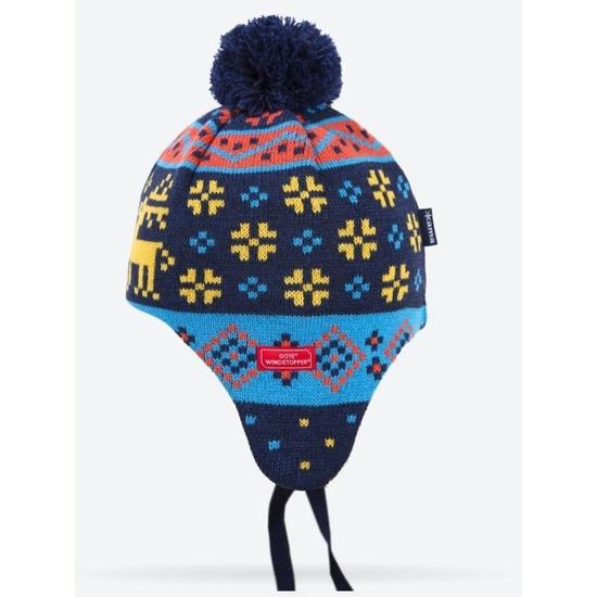 Dětská pletená čepice Kama BW19 108