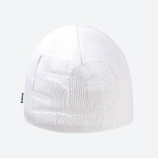 Čepice Kama J50 2 100 bílá 2018