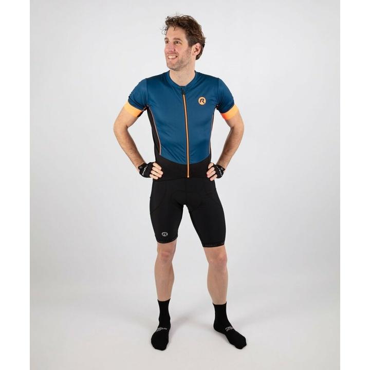 Pánské cyklo kraťasy Rogelli Basic de Luxe 002.600