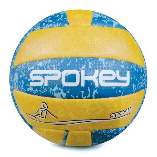 Spokey STREAK II volejbalový míč modrý vel. 5