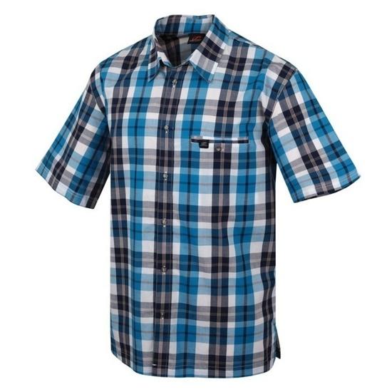 Košile HANNAH Wariant II blue rubik