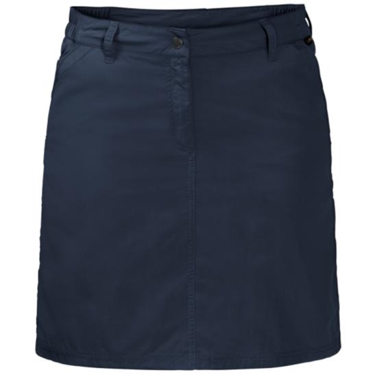 Dámská sukně JACK WOLFSKIN Kalahari Skort modrá