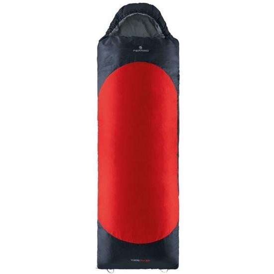 Spací pytel Ferrino Yukon Pro SQ New red 86360NERR