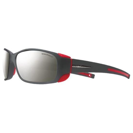 Sluneční brýle Julbo Montebianco Spectron 4, matt black/red