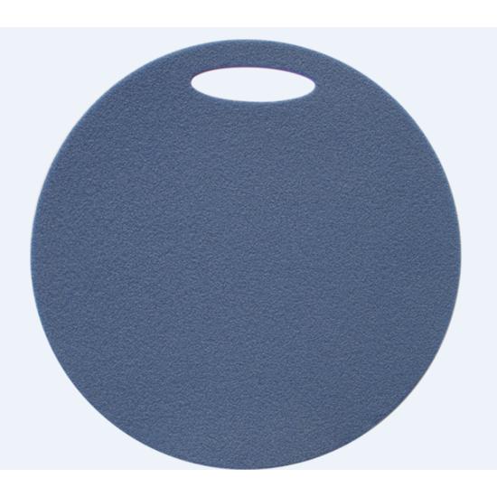 Sedátko Yate kulaté 2 vrstvé průměr 350 mm modrá/růžová