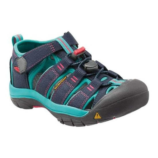 Sandály Keen Newport H2 Jr, midnight navy/baltic