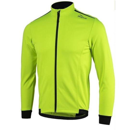 Softshellová bunda Rogelli PESARO 2.0, 003.046. reflexní žlutá