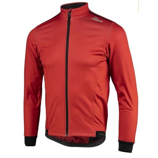 Softshellová bunda Rogelli PESARO 2.0, 003.047. červená