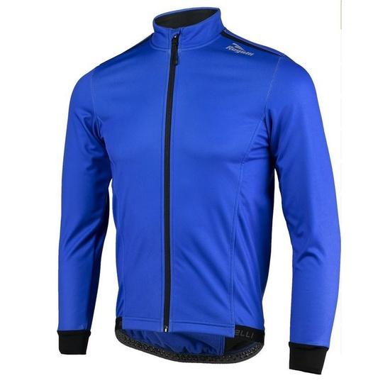 Softshellová bunda Rogelli PESARO 2.0, 003.048. modrá