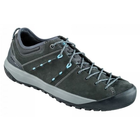 Boty MAMMUT Hueco Low LTH Women , 00137 graphite-whisper