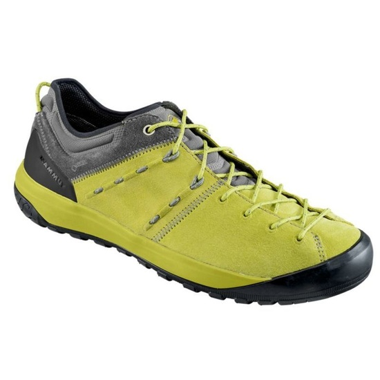 Boty MAMMUT Hueco Low GTX® Men, 1239 dark citron-grey